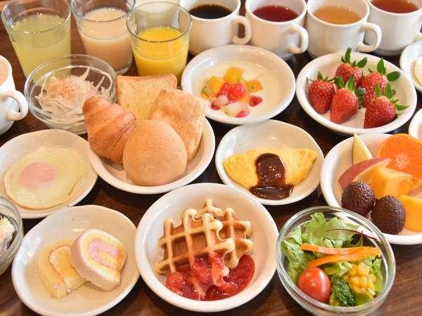 ★ドーミーインPREMIUM小樽_朝食イメージ