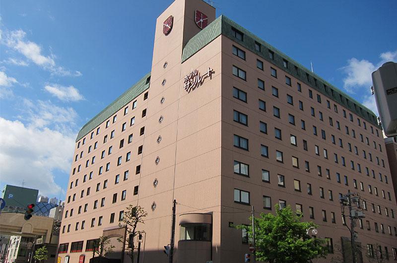 ★ホテルサンルートニュー札幌_外観