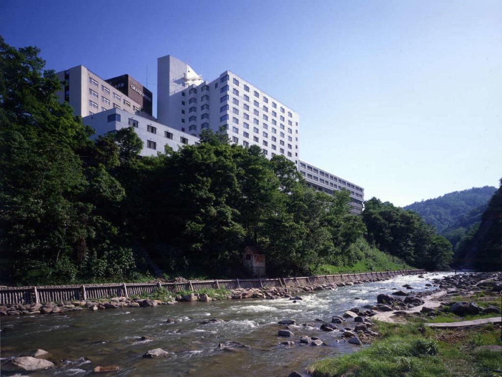 ★定山渓グランドホテル瑞苑_外観イメージ