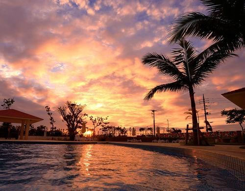 ★サザンビーチホテル&リゾート_プール