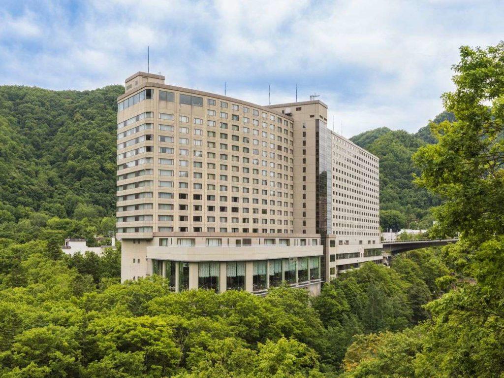 ★定山渓ビューホテル_外観イメージ