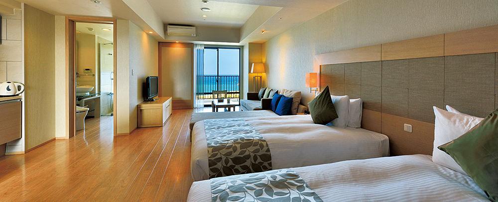 ★ムーンオーシャン宜野湾ホテル&レジデンス_お部屋イメージ