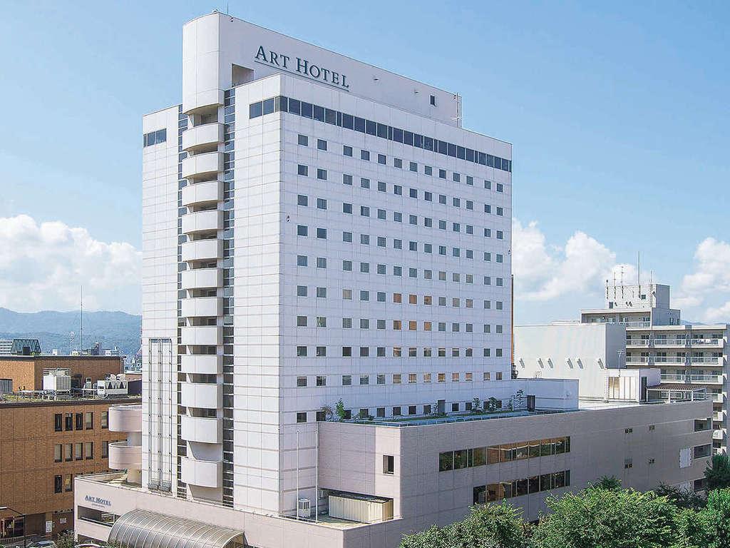 ★アートホテル旭川_外観