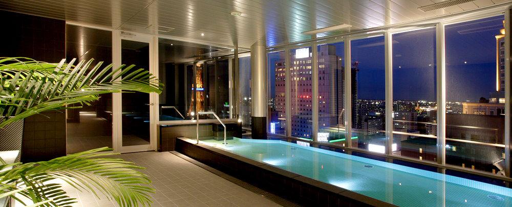 ★クロスホテル札幌_大浴場