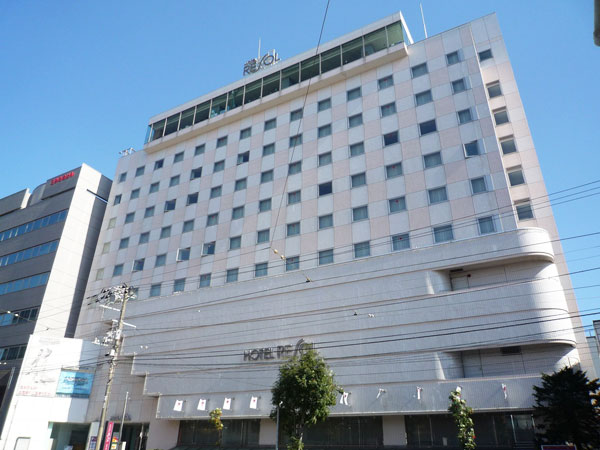 ★ホテルリソル函館_外観