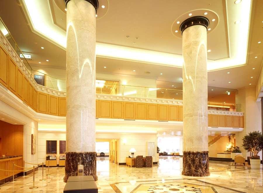 ★札幌エクセルホテル東急_ロビー