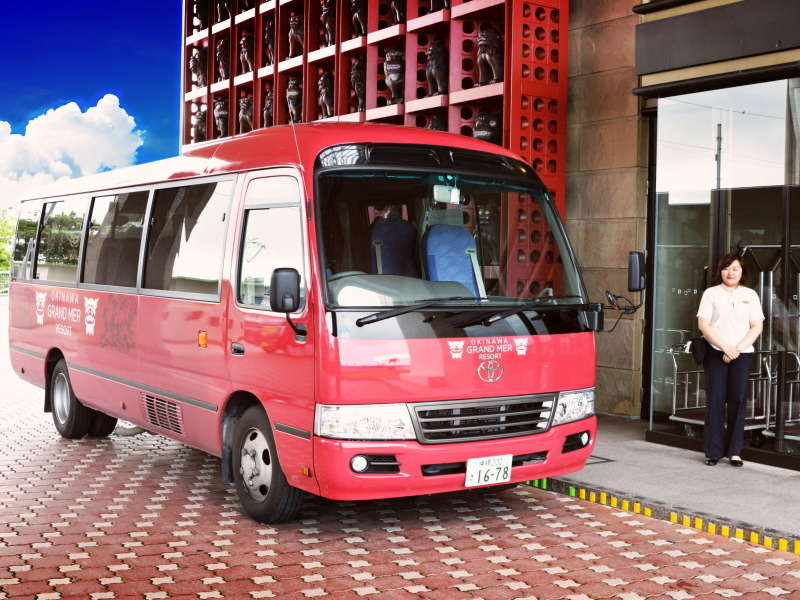 ★空港⇔ホテル間の無料シャトルバス運行中(※要予約)