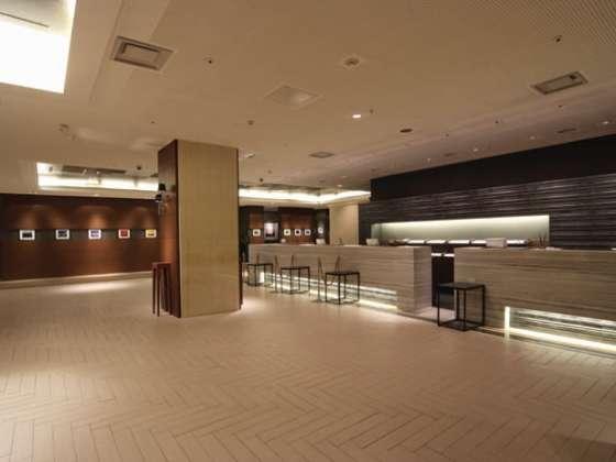 ★札幌東急REIホテル_ロビー