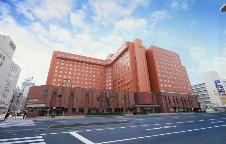 ★札幌東急REIホテル_外観