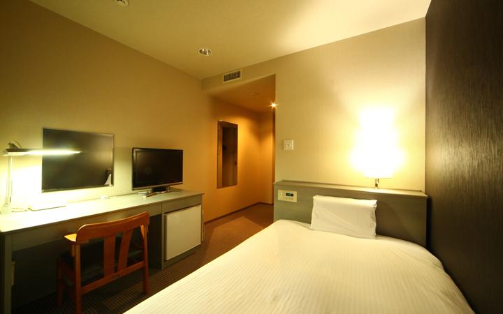 ★ホテルロンシャンサッポロ_お部屋イメージ