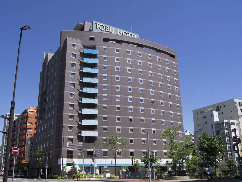 ★札幌東武ホテル_外観