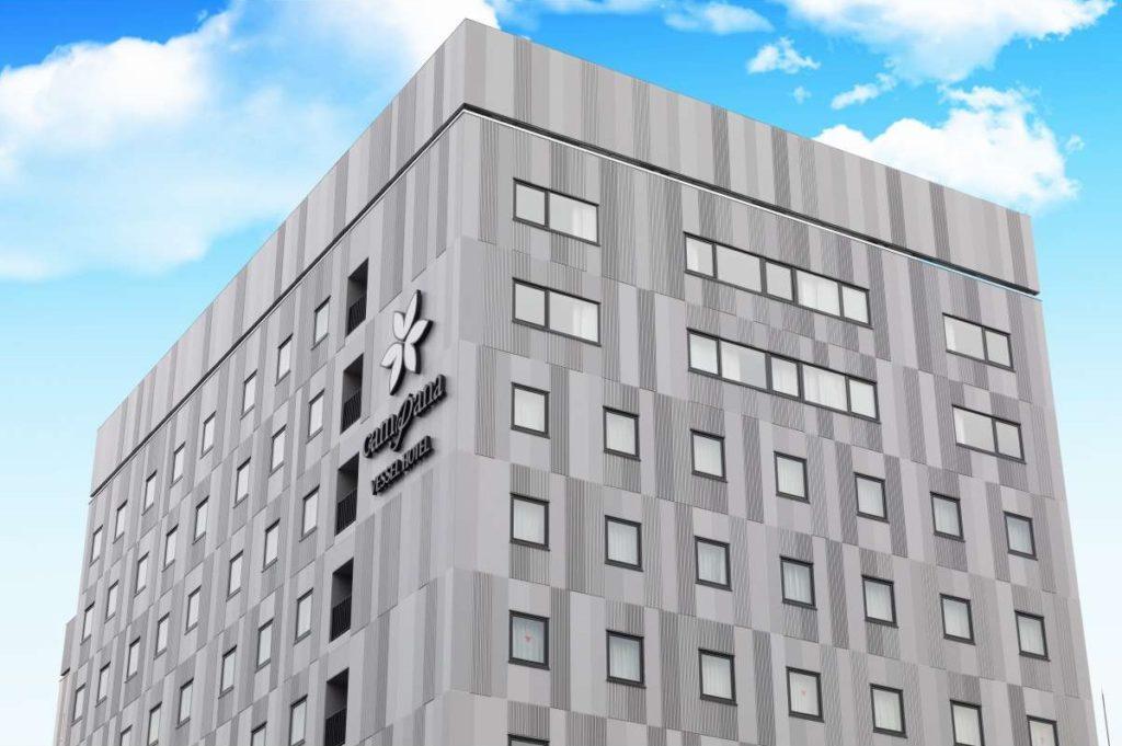 ★ベッセルホテルカンパーナすすきの_外観