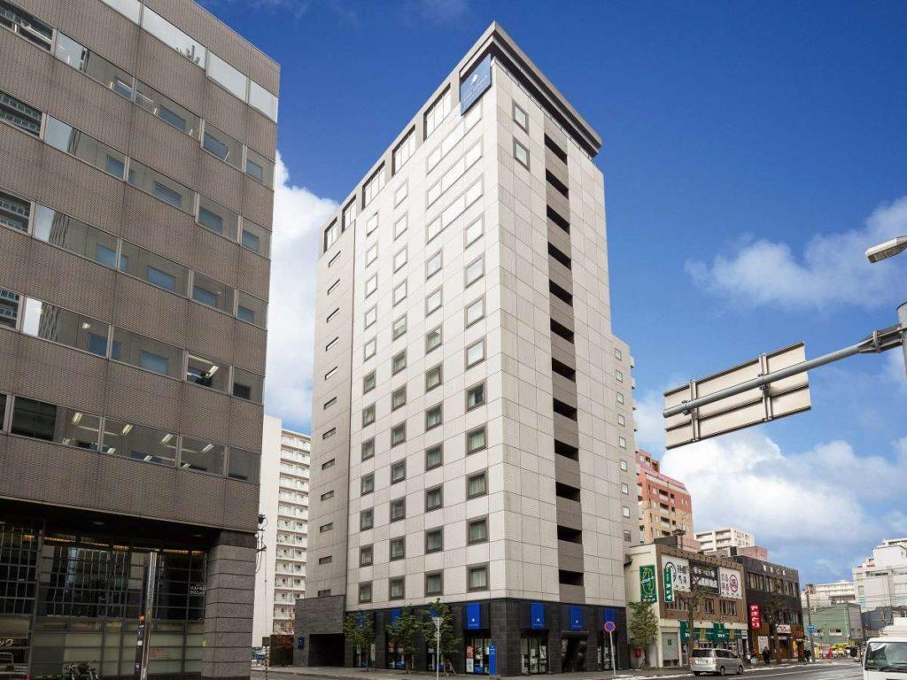 ★ホテルマイステイズ札幌駅北口_外観