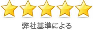 ホテルランク 星5